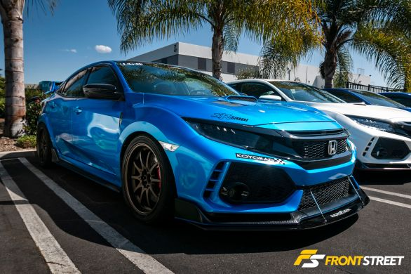 GReddy Performance Products X Evasive Motorsports First Annual 10th Gen Civic Meet