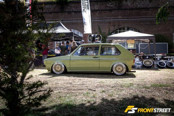 Rollhard Rolls Diverse Collection of Automotive Excess Into Belgium