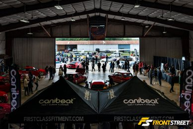 Canibeat Formalizes Quality Over Quantity at First Class Fitment 2018