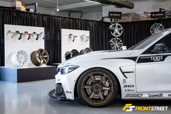 RAYS Tribute Car Meet 2018: Brand Loyalty on Display