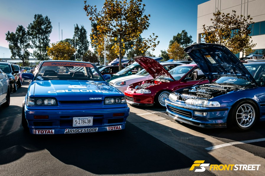 Clean Cars Converge On The Chronicles Year10 Meet