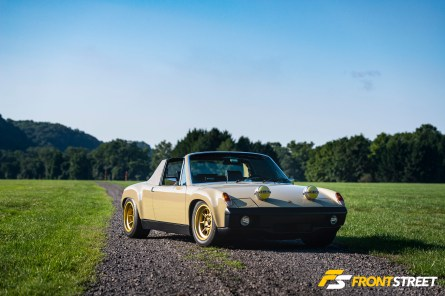 How To Build 914 Fandom: Dave Toppin's Porsche 914-6 GT Tribute