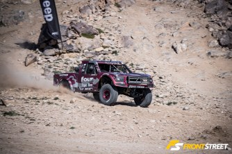 King Of The Hammers: Going Off Road On A Crazy Train