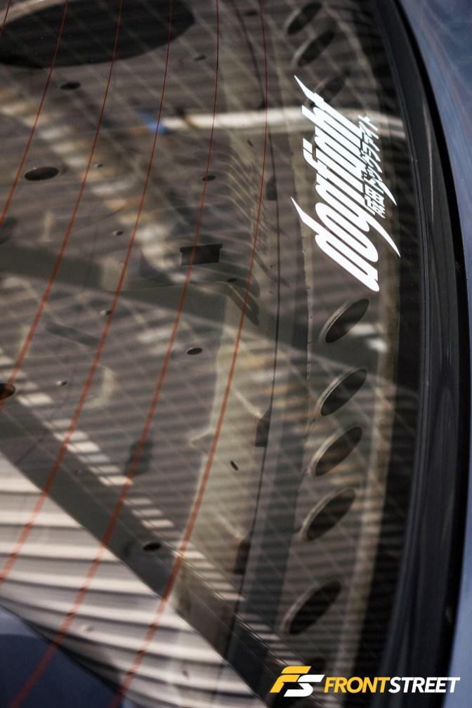 Engineered To [Grip]: Nigel Petrie's 1989 Nissan PS13 Silvia