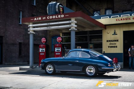 Luftgekühlt 6: Reimagining The Air-Cooled Porsche Car Show