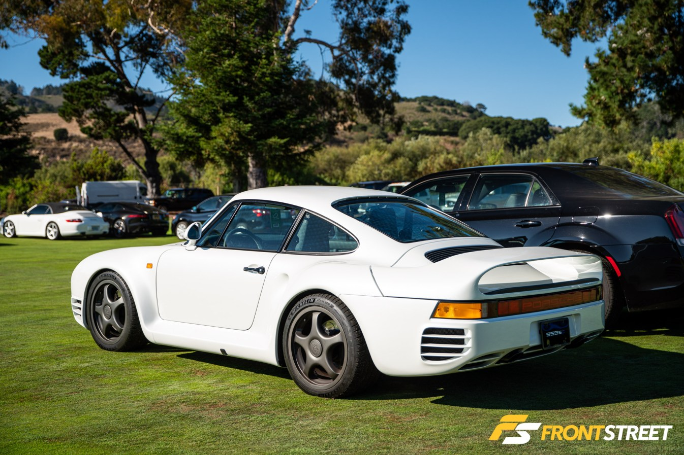 The Quail Is A Motorsports Gathering For The Ages