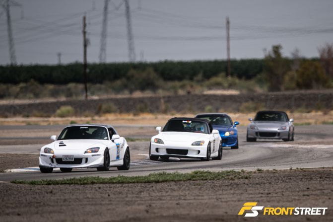VTEC Club's Battle Of California At Buttonwillow