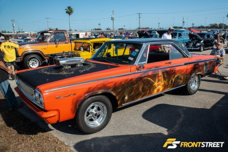 The 46th Annual Daytona Turkey Run Takes Over Florida