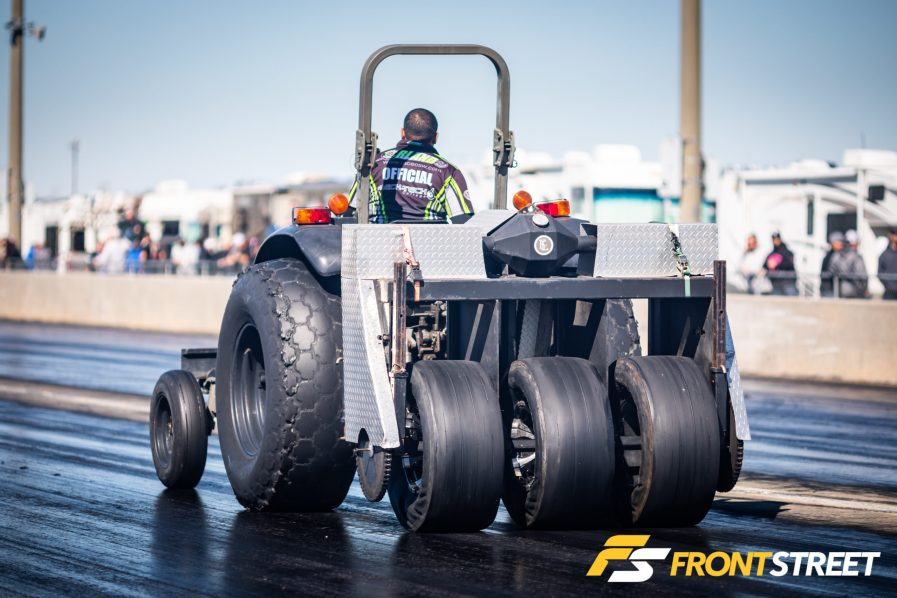 Lights Out 11, Magic Tires: The Battle For Radial Tire Supremacy