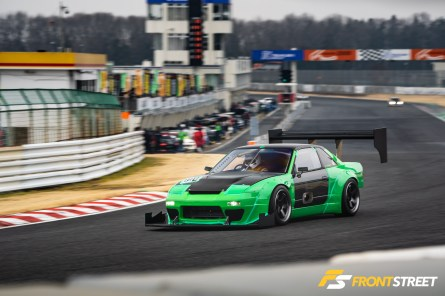 Attack Tsukuba 2020: The World's Wildest Time Attack Cars Go Purple