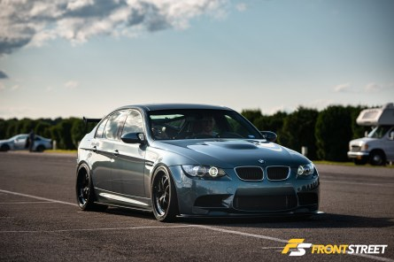 Thinkin' Of A Master Plan: Mitch Lebron's 1-of-1 Neptune Blue E90 M3