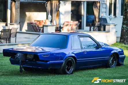 A Family Affair: Jason Eberle's Turbocharged 1989 X275 Mustang