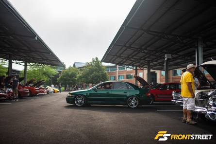 Cars & Coffee Presented by Front Street Media: July 2020
