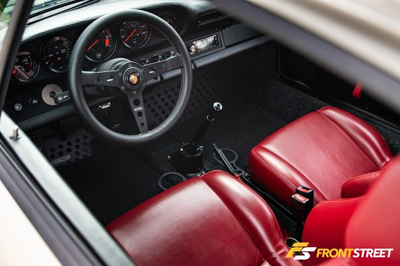 Why The World Needs More Of Alex Aguiar's Tinkered 1985 Porsche 911