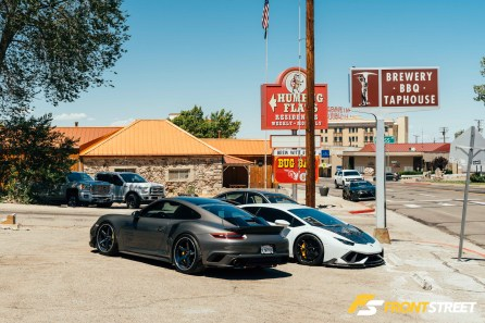 The Drivers Project: A 1,200-Mile Unforgettable Adventure From CA To NV