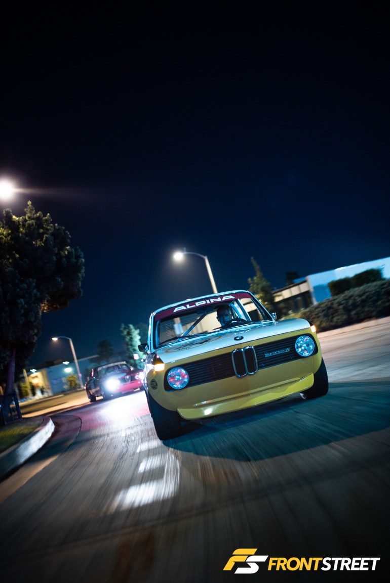 Meeting Your Heroes: Vache's Exquisite BMW 2002 And Alfa Romeo GTV