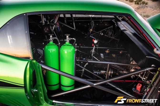 Area 51: Tim McKoy's Nitrous-Fed 855ci 1969 Chevrolet Camaro