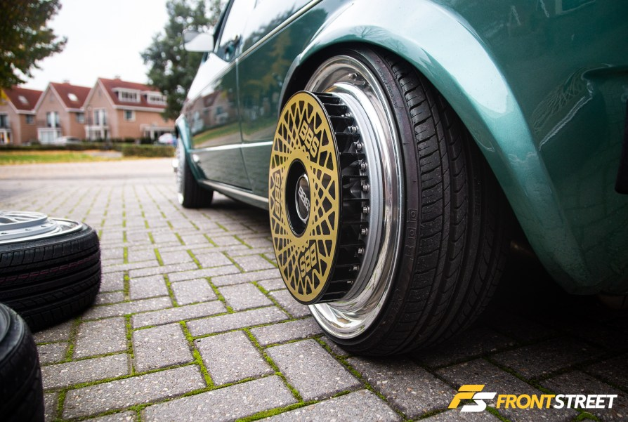 Don't Give Up Hope: Joffrey Oude Nijhuis' 1982 Volkswagen MK1 Golf CL