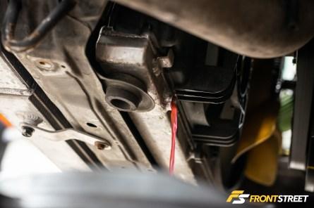 Reducing 1JZ / 2JZ Torsional Crankshaft Vibrations With Fluidampr