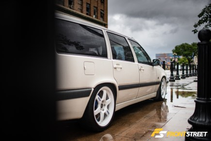 Estate Fit For A King: Jacob King's 1997 Volvo 850 R Estate