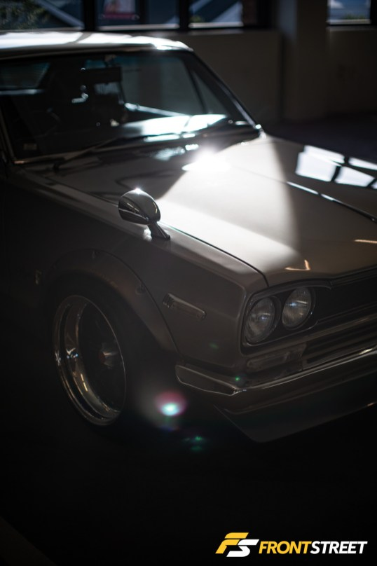 Messing With Perfection: Rick Ishitani's 1971 Skyline 2000GT-X