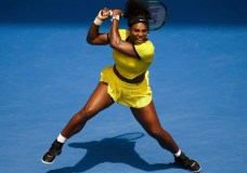 Can Serena Williams make it 18 straight victories over her rival Maria Sharapova at the Australian Open quarters? Photograph: Jason Reed/Reuters