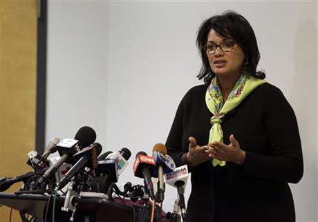 Sharon Fairley, acting head of the Independent Police Review Authority, speaks at a news conference, Monday, Jan. 4, 2016, in Chicago. The head of a city watchdog that investigates Chicago police shootings pledged greater transparency as the agency does its work, while at the time Monday a federal judge blasted the city's legal arm for trying to conceal evidence in one police shooting. (AP Photo/Teresa Crawford)