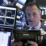 Stocks Fall Sharply As Banks, Tech Sector Take A Beating