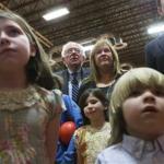 Sanders Wins Big Over Clinton In NH, Garnering Wide Support