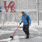Biggest Storm To Hit The Northeast Creates Messy Commute