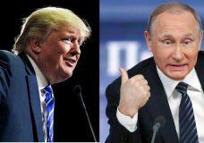 Asked About Putin, Trump Says U.S. Isn't 'So Innocent'