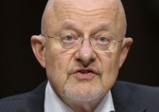 THE LATEST: Clapper Says Comey Uneasy Ahead Of Trump Dinner