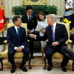 Trump Says U.S. Renegotiating Trade Deal With South Korea
