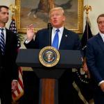 Trump Backs GOP Plan to Push Legal Immigration Changes