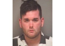This photo provided by the Albemarle-Charlottesville Regional Jail shows James Alex Fields Jr., who was charged with second-degree murder and other counts after authorities say he rammed his car into a crowd of protesters Saturday, Aug. 12, 2017, in Charlottesville, Va., where a white supremacist rally took place. (Albemarle-Charlottesville Regional Jail via AP)