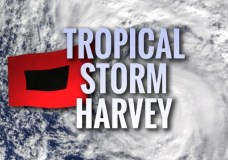 Harvey Regains Tropical Storm Strength In Gulf of Mexico