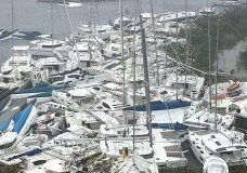 Irma Leaves A Trail Of Ruin In Caribbean