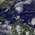 New Storm Maria a Growing Threat To Irma-Slammed Caribbean
