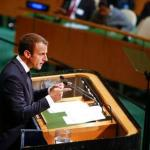 French President Defends International Cooperation At UN