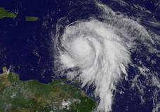 Hurricane Maria, Month's 2nd Cat 5 Storm, Lashes At Dominica