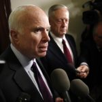 McCain Issues Veiled Criticism Of Trump's Vietnam Deferment
