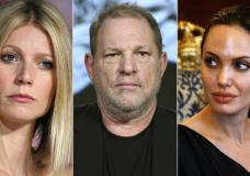 Paltrow, Jolie Join Flood Of Allegations Against Weinstein