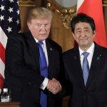 Trump Strikes Hard Line Against NKorea In Japan