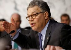 Sen. Franken Back To Work Amid Sexual Misconduct Allegations