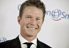 """FILE - In this Sept. 19, 2014 file photo, Billy Bush arrives at the Operation Smile's 2014 Smile Gala in Beverly Hills, Calif. Bush, who was fired after an old video emerged of him engaging in offensive sex talk with then """"Apprentice"""" host Donald Trump, said in an op-ed published in The New York Times on Sunday, Dec. 3, 2017, that it was indeed Trump's voice captured on a 2005 """"Access Hollywood"""" tape. (Photo by Richard Shotwell/Invision/AP, File)"""