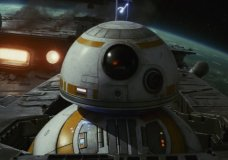 "This image released by Lucasfilm shows BB-8 in ""Star Wars: The Last Jedi."" (Lucasfilm via AP)"