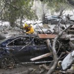 Death Toll Hits 15 In California Mudslides; Search Goes On
