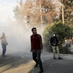 Iran Protests Have Violent Night; At Least 12 Dead Overall
