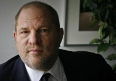 FILE - In this Nov. 23, 2011 file photo, film producer Harvey Weinstein poses for a photo in New York. A possible bankruptcy filing by The Weinstein Co. could be the latest episode in the unraveling of a Hollywood powerhouse and could have repercussions for any lawsuits filed against the company over of allegations of sexual misconduct by its co-founder, Harvey Weinstein. (AP Photo/John Carucci, File)
