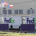 New Blast Sends Bombing Investigators To Texas FedEx Center